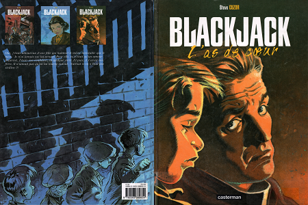 Blackjack - Tome 3 - L'as de Coeur