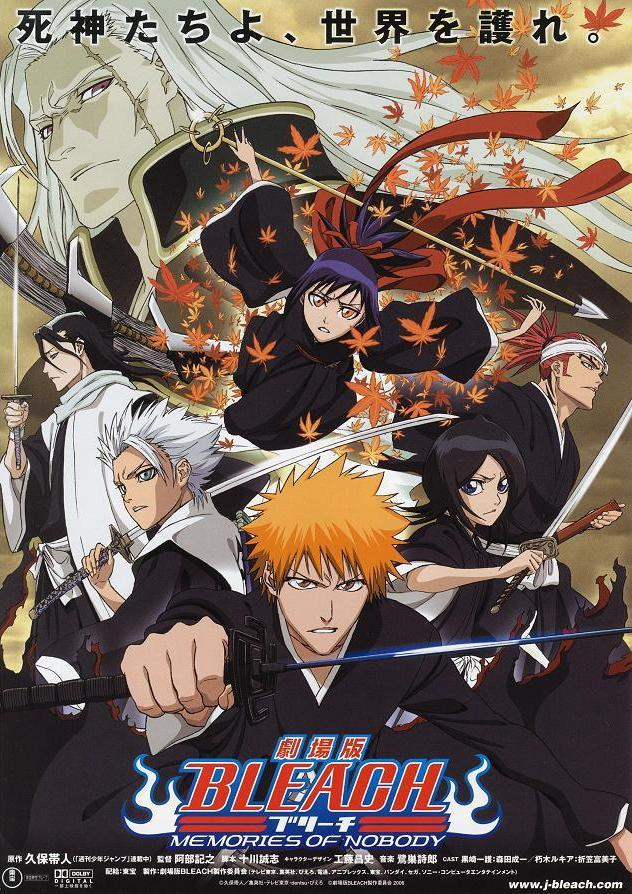 [MULTI] Bleach I : Memories of noboby [VOSTFR][DVDRIP]