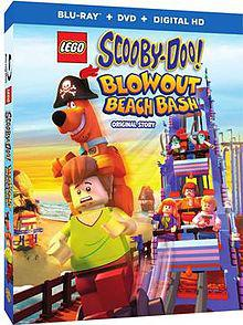 Lego Scooby-Doo! Blowout Beach Bash Vostfr