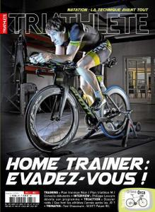 Triathlete Magazine - Fevrier 2017