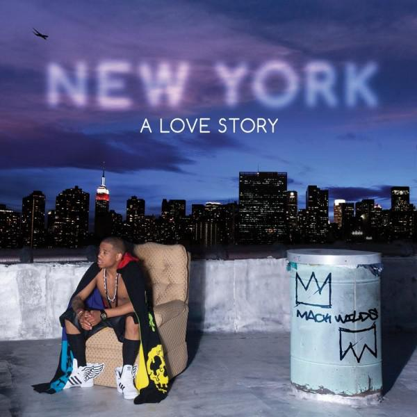 Mack Wilds - New York A Love Story (2013) [MULTI]