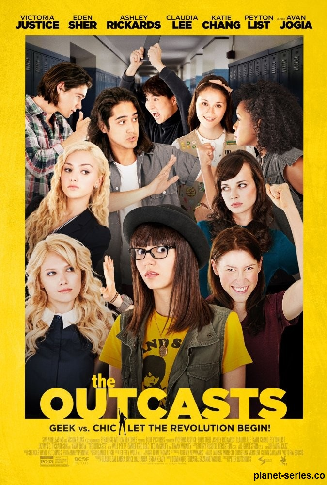 The Outcasts EN STREAMING 2017 FRENCH WEBRip