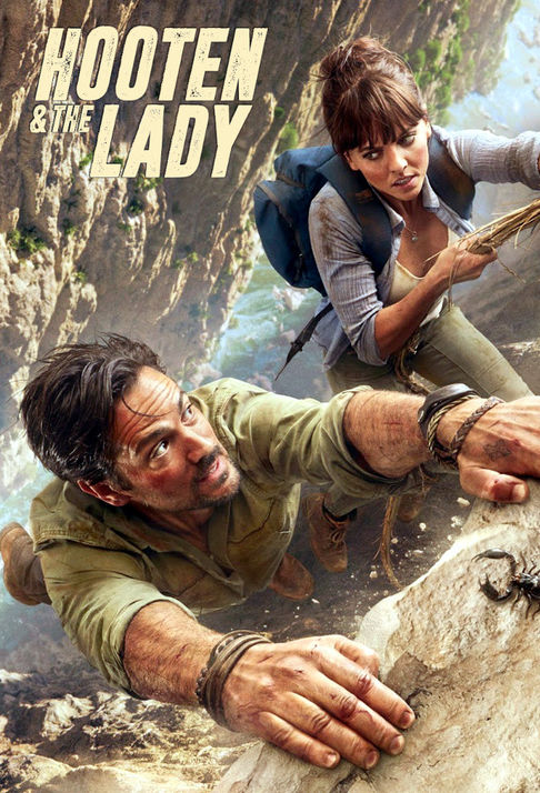 Hooten & The Lady - Saison 1 [08/08] Complete FRENCH | Qualité HDTV