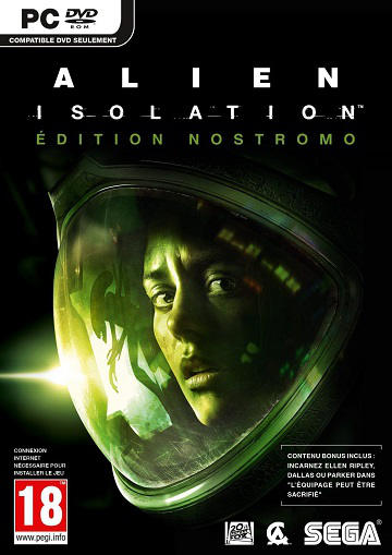 Alien Isolation - Deluxe Edition Nostromo [FRENCH-PC]