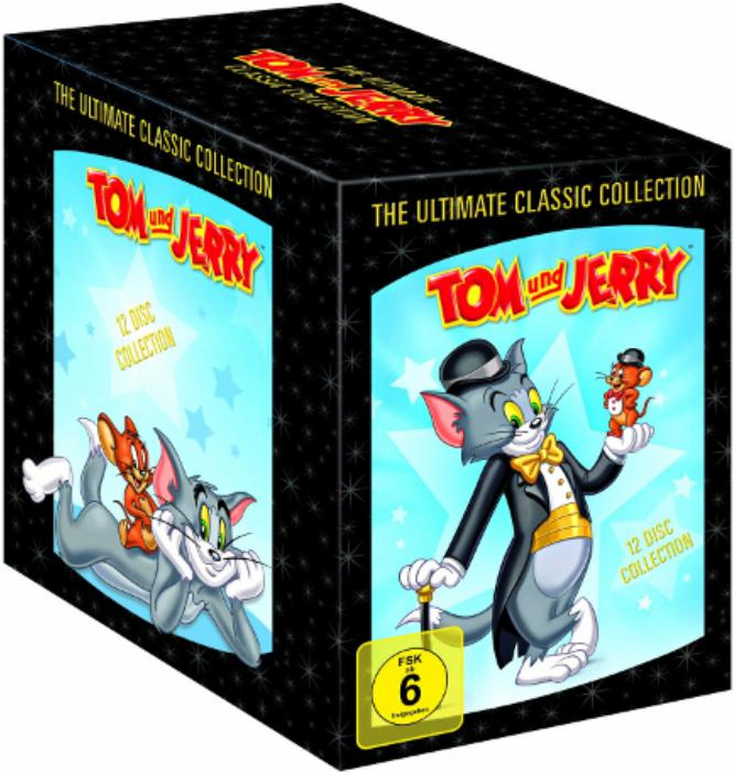 Tom Et Jerry The Collection