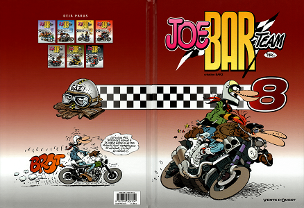 Joe Bar Team - Tome 8