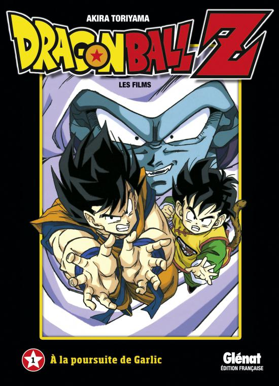 [MULTI] Dragon Ball Z Film 01 A la pousuite de Garlic [VOSTFR][DVDRIP]