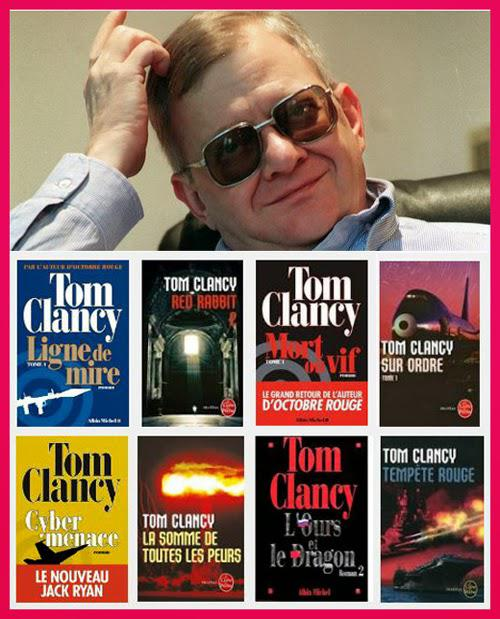 Tom Clancy - La Collection