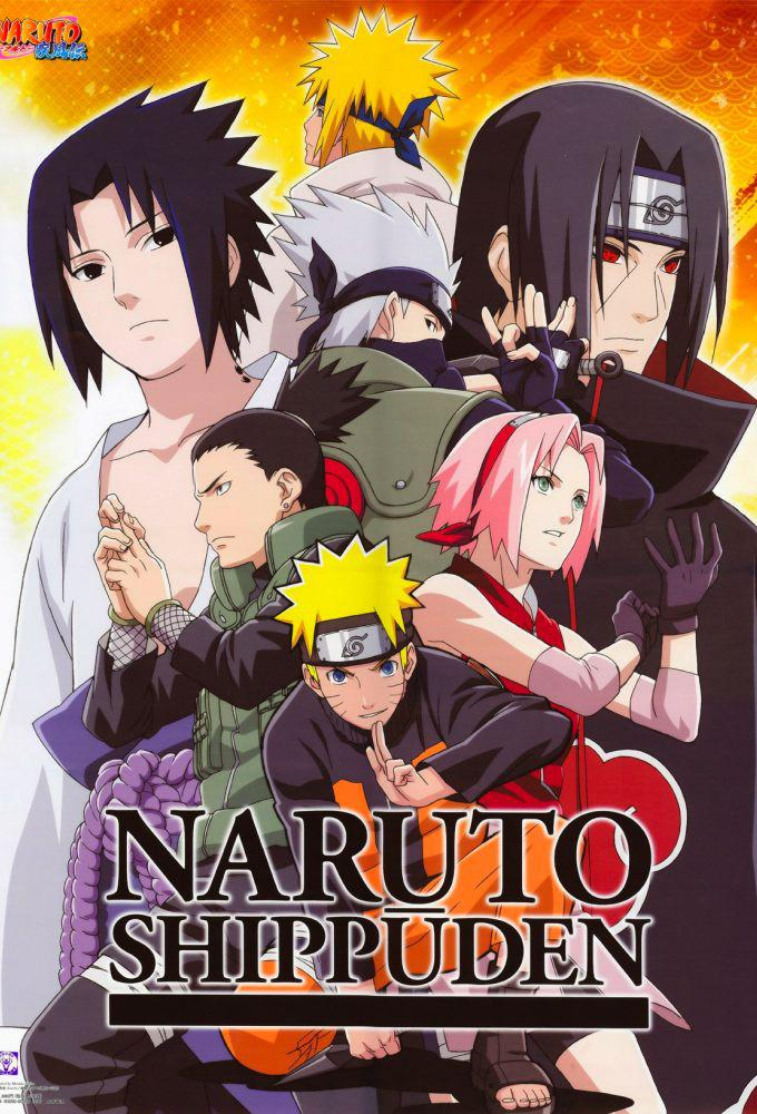 Naruto Shippuuden - Episode de 1 a 364 [FRENCH] [DVDRIP][HD720p]