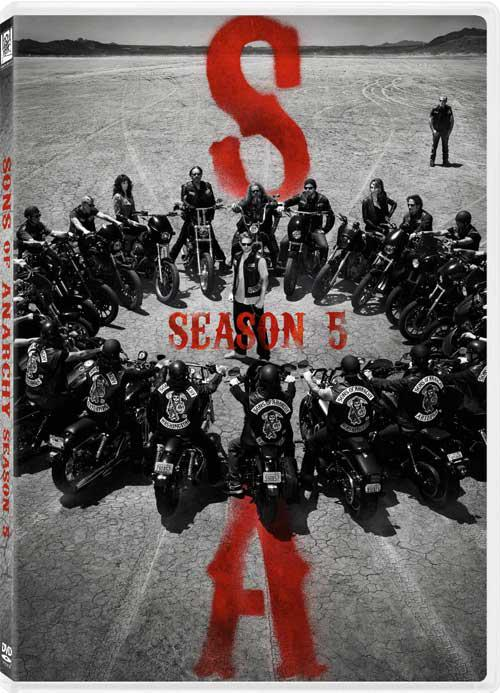 Sons of Anarchy Saison 5 Vostfr