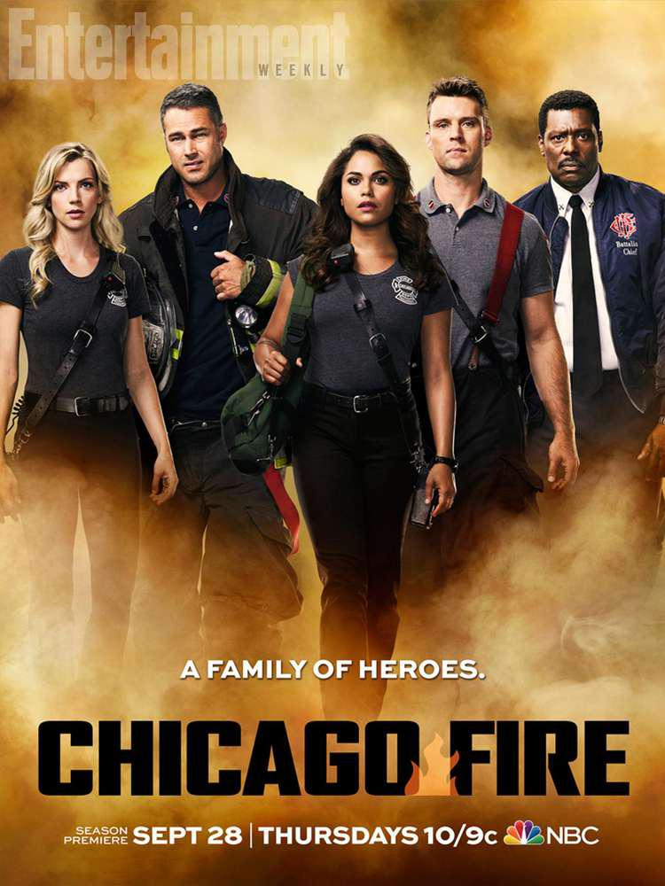 Chicago Fire – Saison 6 (Vostfr)