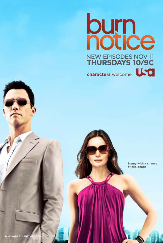 Burn Notice – Saison 4