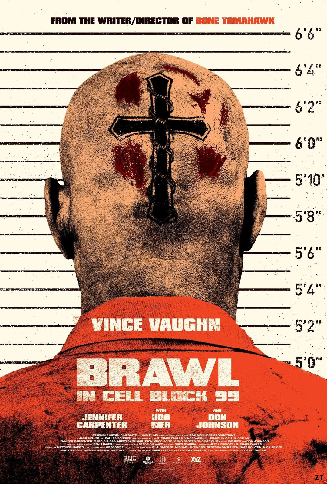 Brawl in Cell Block 99 (vostfr)
