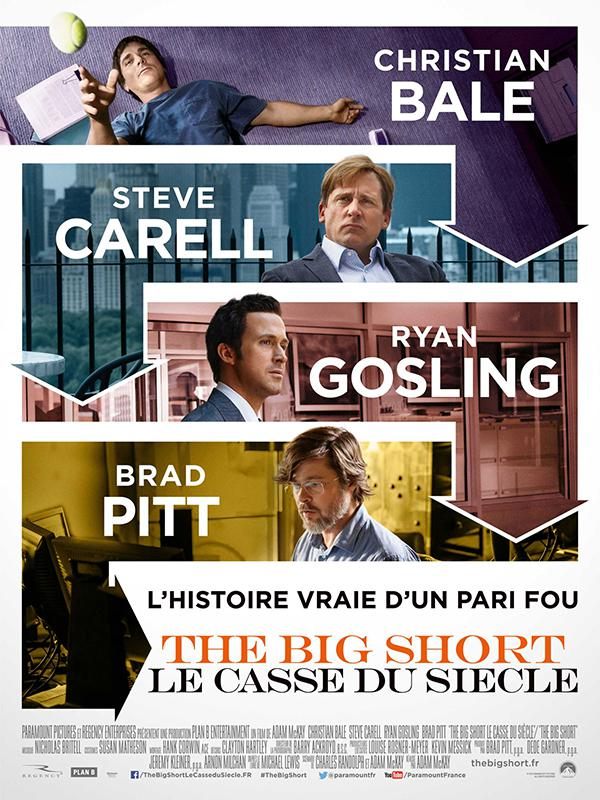 The Big Short : le Casse du siècle FRENCH HDLight 720p
