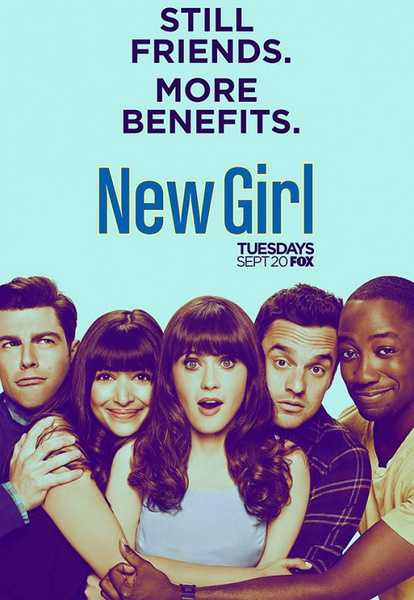 New Girl - Saison 6  [COMPLETE]  [22/22] FRENCH | Qualité HDTV