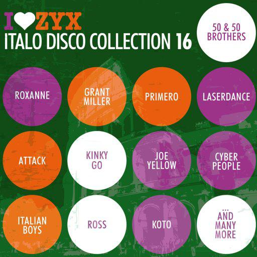 ZYX Italo Disco Collection 16 (2013) [MULTI]