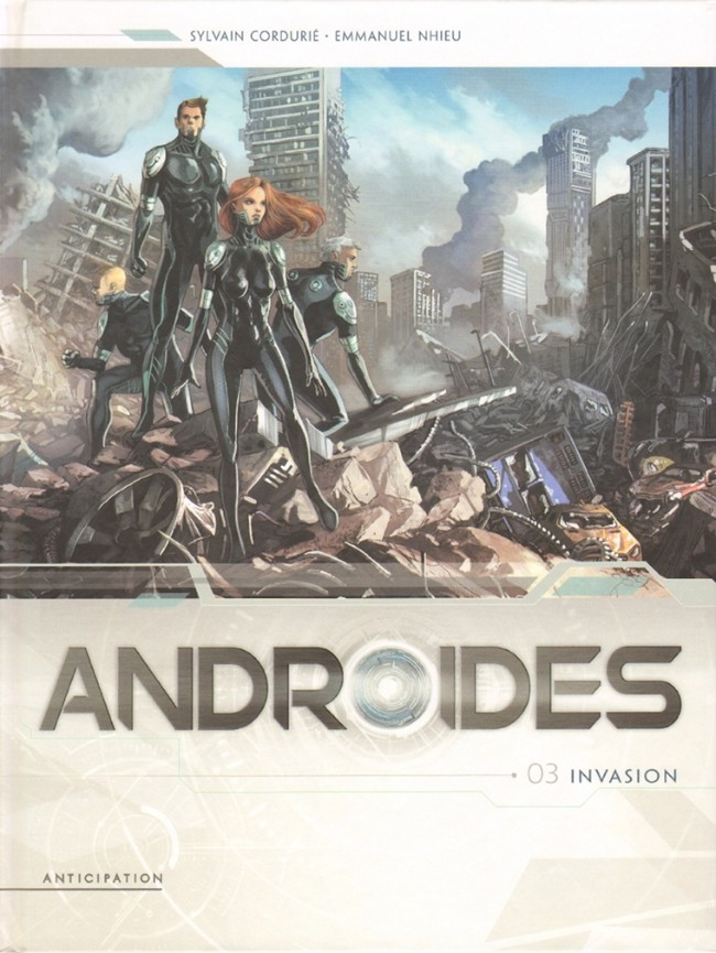 Androides (2016) - Tome 3