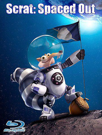 Scrat: Spaced Out Vostfr