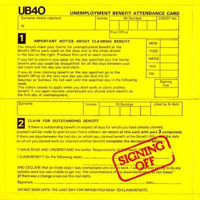 UB40 - Signing Off (30th Anniversary Edition)