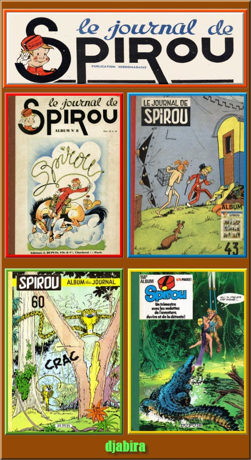 TITANPACK 1 Le journal de Spirou (1941 à 1965) de l'album 8 à 99 HD CBR [BD][MULTI]
