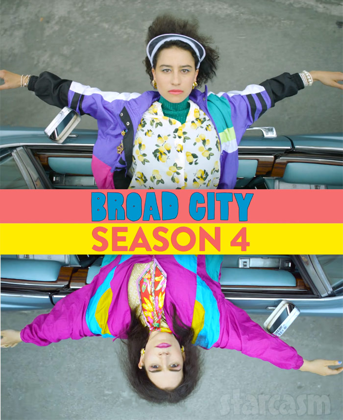 Broad City – Saison 4 (Vostfr)
