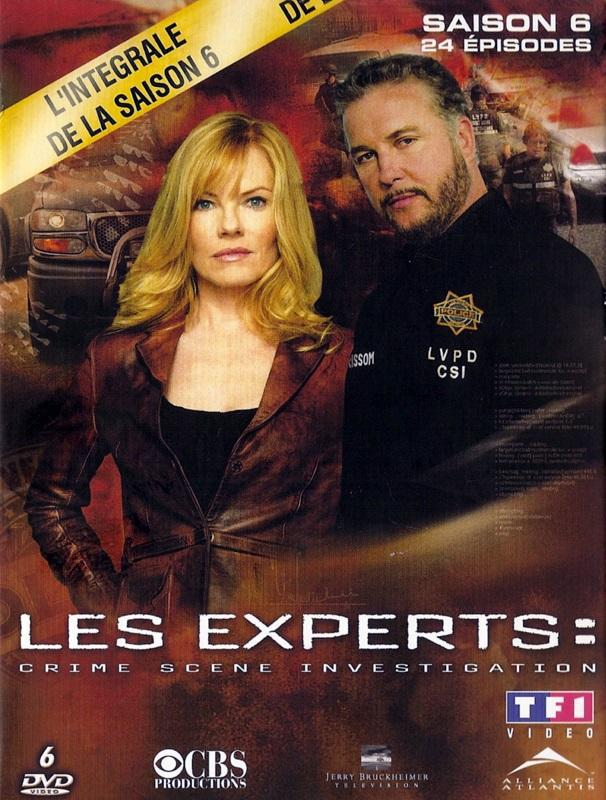 Les Experts ( CSI Las Vegas ) – Saison 6