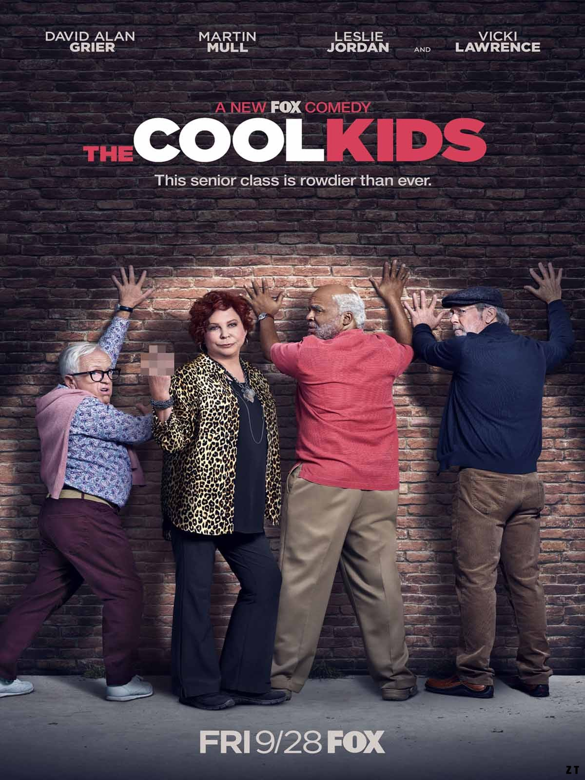 The Cool Kids – Saison 1