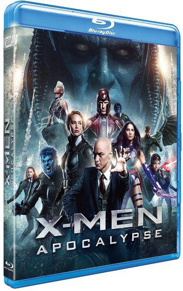 X-Men: Apocalypse | BLURAY 1080p | MULTiLANGUES (Avec TRUEFRENCH) | son DTS