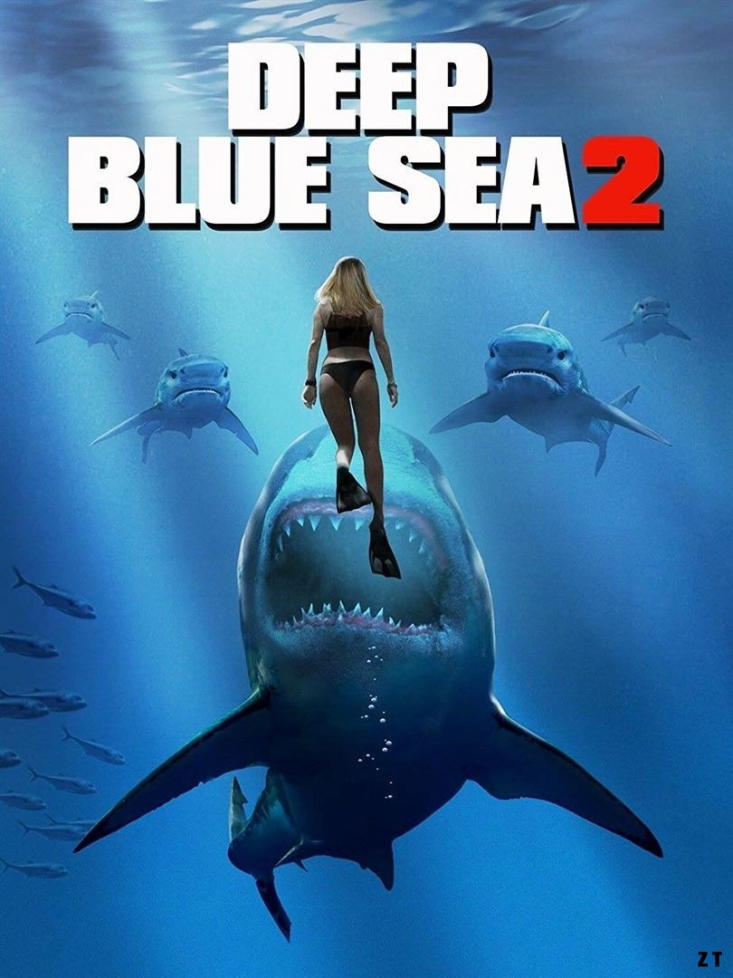 Deep Blue Sea 2 (vostfr)