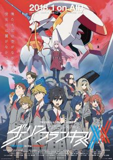 DARLING in the FRANKXX – Saison 1 (Vostfr)