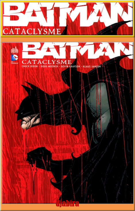 BATMAN - CATACLYSME - CBR PDF HD [COMIC][MULTI]