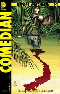 Before Watchmen - The Comedian - Tome 2