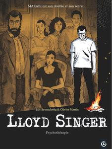 Lloyd Singer (2011) 4 Issues