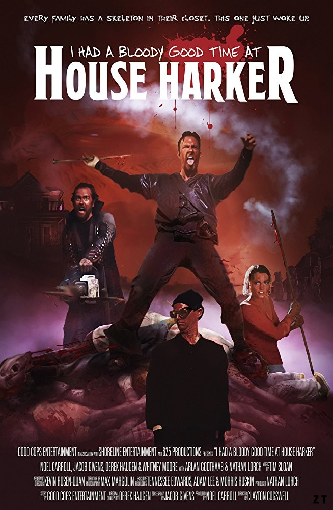 I Had a Bloody Good Time at House Harker (vostfr)