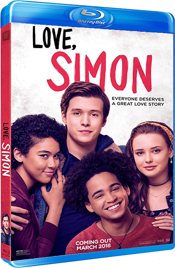 Love, Simon | BLURAY 1080P Multi