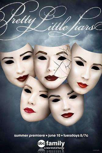 Pretty Little Liars Saison 5 vf