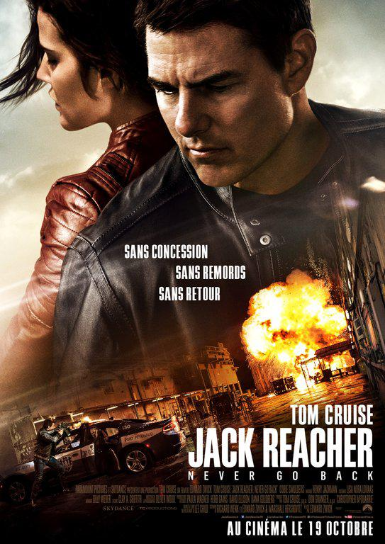 Jack Reacher 2 : Never Go Back