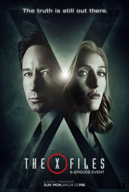 X-Files - saison 11[COMPLETE]  [10/10] FRENCH | HD 720p