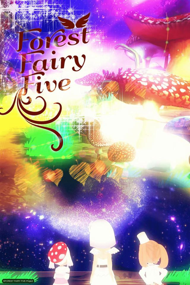 Forest Fairy Five – Saison 1