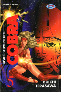 Space Adventures Cobra - Tome 5 (S�rie 1)