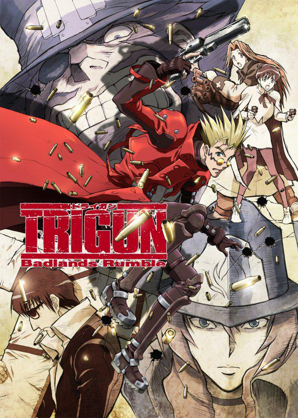 [MULTI] Trigun - Badlands Rumble : le film [VOSTFR][BDRIP]
