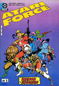 Atari Force - Tome 1