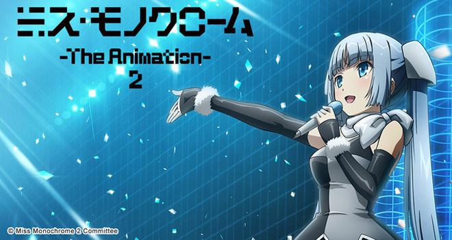 Miss Monochrome – Saison 2