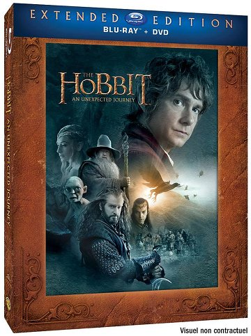 Le Hobbit : un voyage inattendu | FRENCH | Blu-Ray 720p |