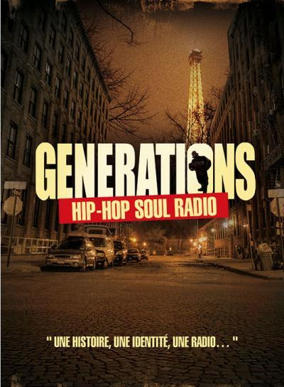 Generations Hip-Hop Soul Radio : le coffret (2013) [MULTI]