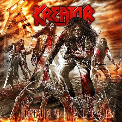 Kreator - Dying Alive (2013) [MULTI]