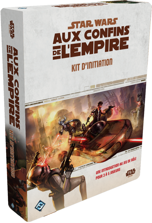 Star Wars aux confints de l'Empire [EBOOK]