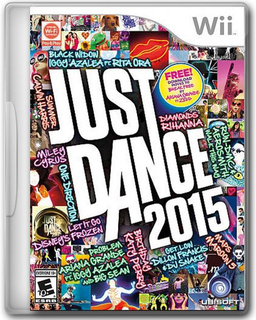 Just Dance 2015  PAL.WII