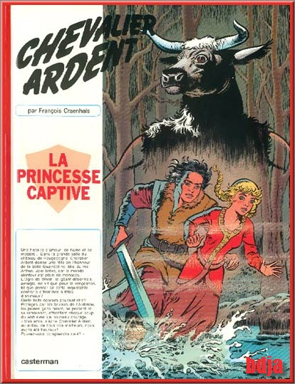 Chevalier Ardent 20 Tomes 5HS HD PDF CBR [BD][MULTI]