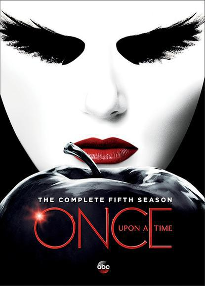Once Upon A Time Saison 5